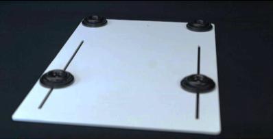 CellTek Anti-Vibration Plate