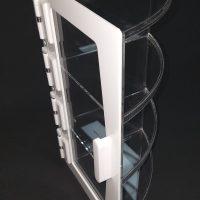 Door storage module