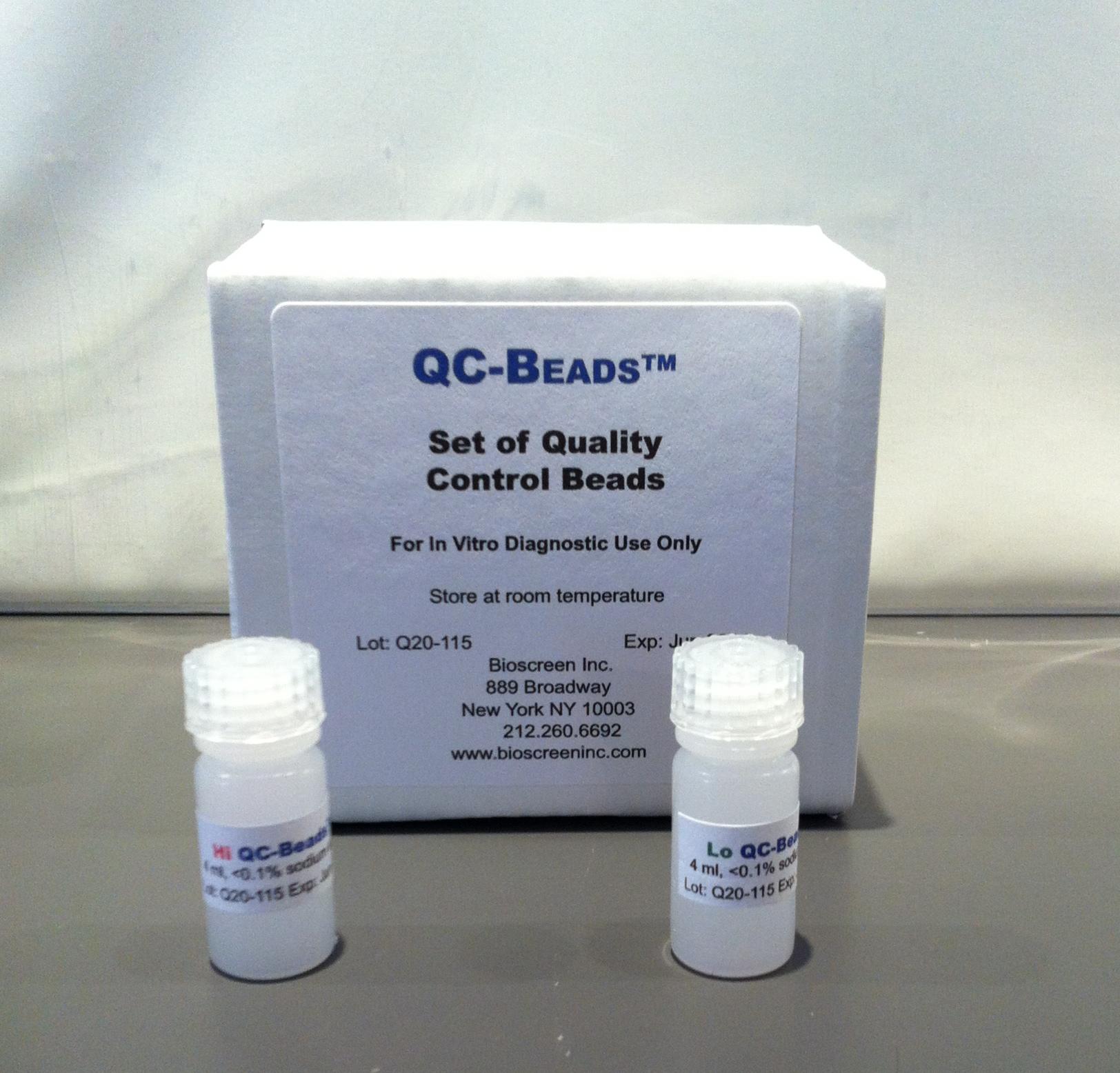QC Calibration Beads