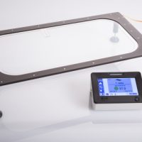 H401-T-CONTROLLER + GLASS TABLE